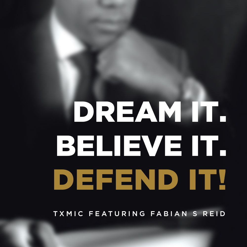 Believe and Defend your Dream, inspirational, Motivational, Believe it. Dream it. Defend it.